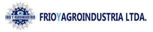 JG Frío y Agroindustria Ltda